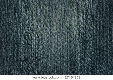 Fondo de los pantalones vaqueros del dril de algodón