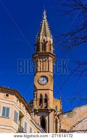 Steeple Of The Church Nostra