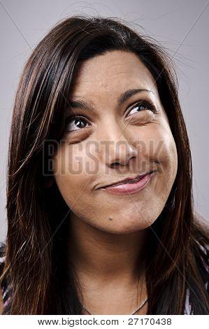 ein wirklich lustiges Gesicht hohe detailliert erfasst (siehe Portfolio für mehr in dieser Serie)
