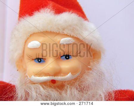 Santa - Face
