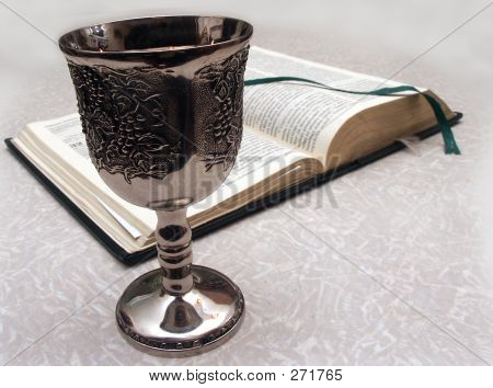 Silver Goblet