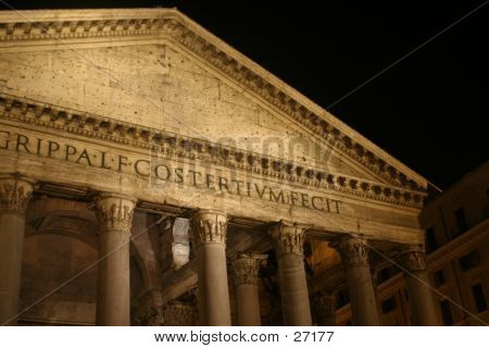 Roman Architecture - The Pantheon
