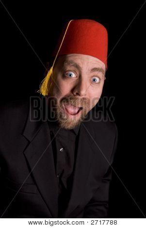 Homem em Fez
