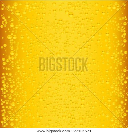vector illustration of bubbles background