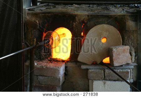 Glass Blast Furnace