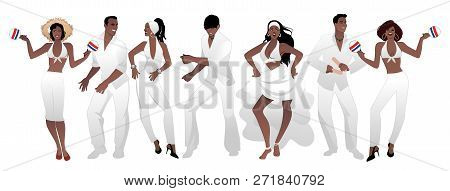 Salsa Party Time Group Of