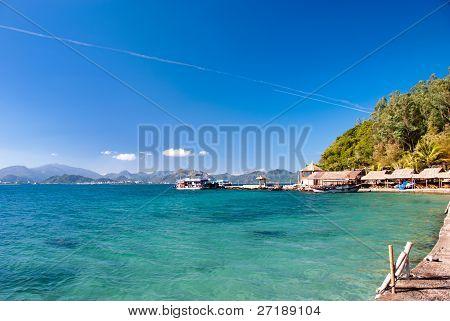 Nha Trang Beach - Vietnam