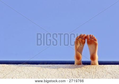Holiday Feet