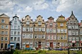 foto of polonia  - historic city of Gdansk - JPG