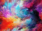 Cloud Paint poster