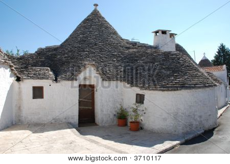 White Trullo