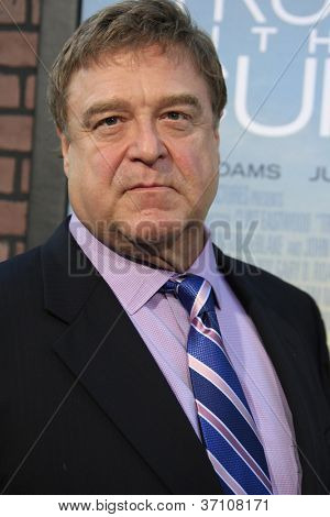 LOS ANGELES - SEP 19: John Goodman at the Premiere of 'Trouble With The Curve' on September 19, 2012 in Los Angeles, California