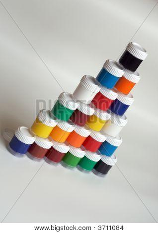 Gouache Colors