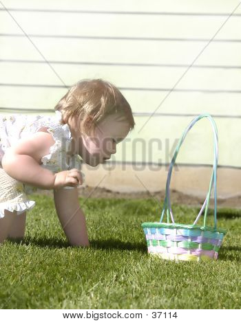 Easter Basket Annie