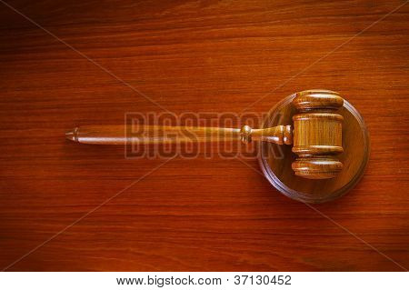 Gavel Top