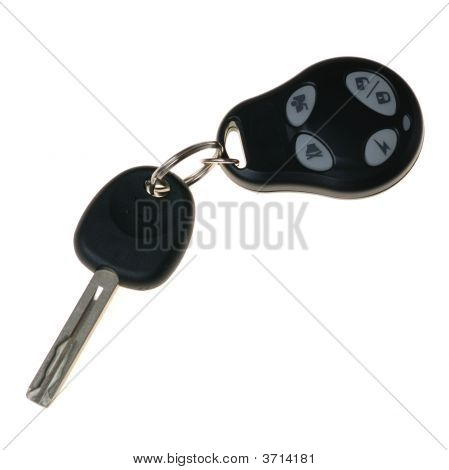 Keys From The Car