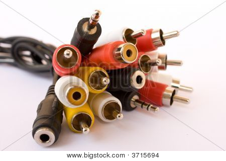 Bunch Of Connectors
