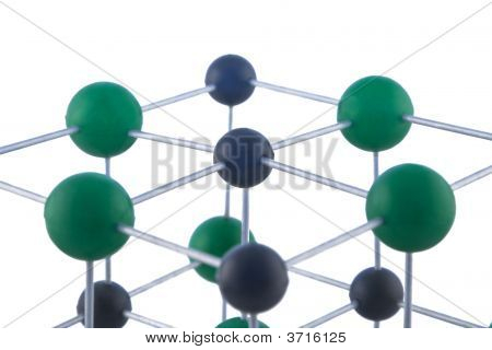 Network Of Atoms