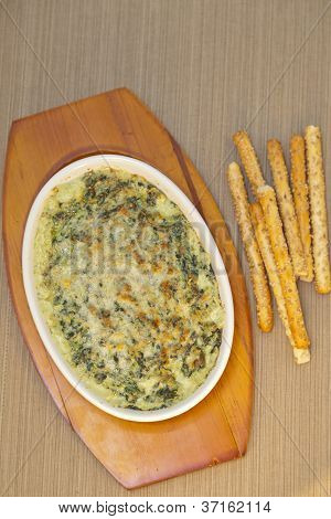 Hot Spinach Dip