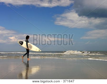 East Coast Surfer