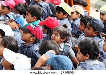 Mysore, India - August 22, 2012