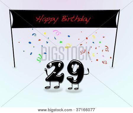 29Th Birthday Party.