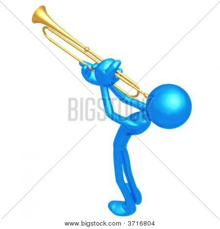 Trumpet Announcement