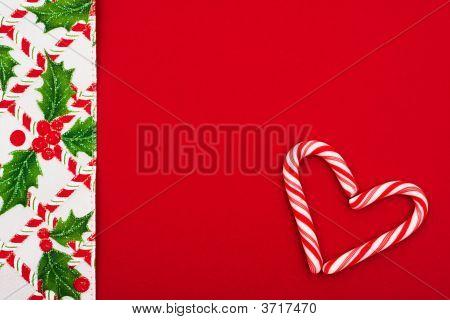 Weihnachten Grenze