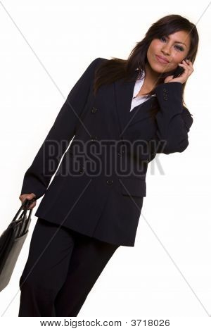 Spanish Business Woman