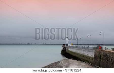 The port of Cancale, Bretagne, France