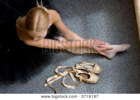 Relax Of Ballerina
