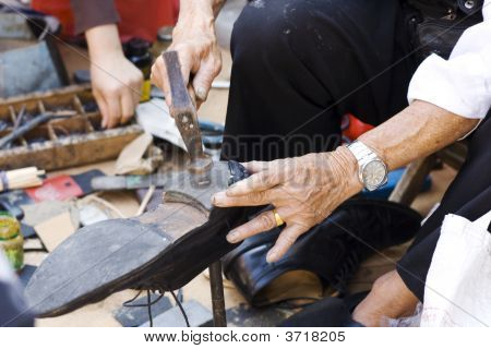 Shoe Repair In Chinatown New York