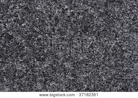 Black carpet background
