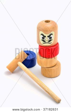 Traditional Toys Of Japan.