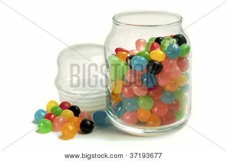 Jelly Beans Jar