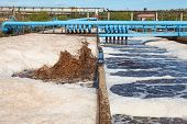 picture of reprocess  - Removing physical chemical and biological contaminants on sewage treatment plant - JPG