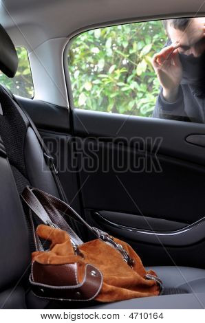 Ladrón de coches