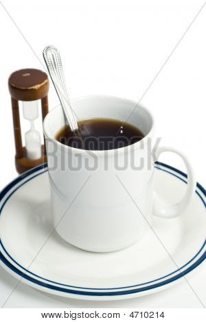 Stirred Coffee