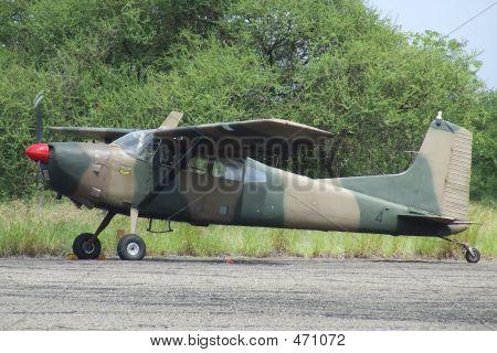 C185 Tail Drag
