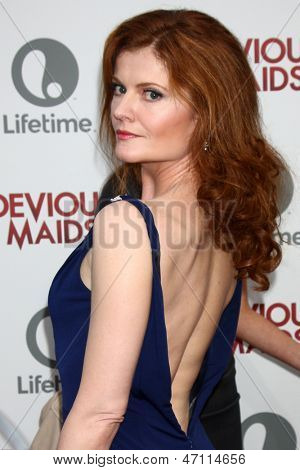 """LOS ANGELES - JUN 17:  Rebecca Wisocky arrives at the """"Devious Maids""""  Lifetime's Original Series Premiere at the Bel-Air Bay Club on June 17, 2013 in Pacific Palisades, CA"""