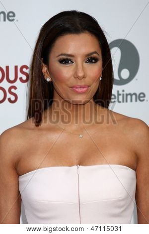 LOS ANGELES - JUN 17:  Eva Longoria arrives at the