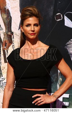 LOS ANGELES - JUN 22:  Charisma Carpenter  at the World Premiere of