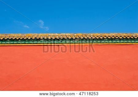 Forbidden City Detail