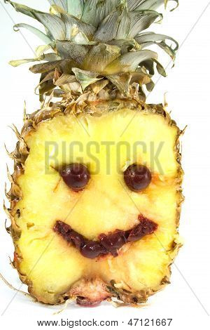 Smiling Pineapple