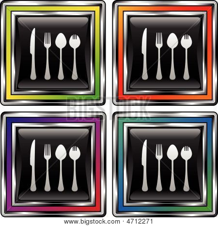 Blackbox-eating-utencils