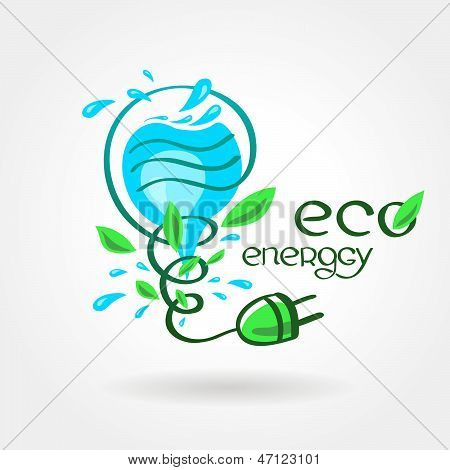 Eco Energy Water Aqua Alternative Power