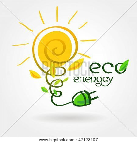 Eco Energy Solar Sun Alternative Power