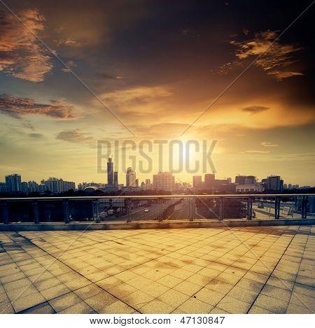 Square City