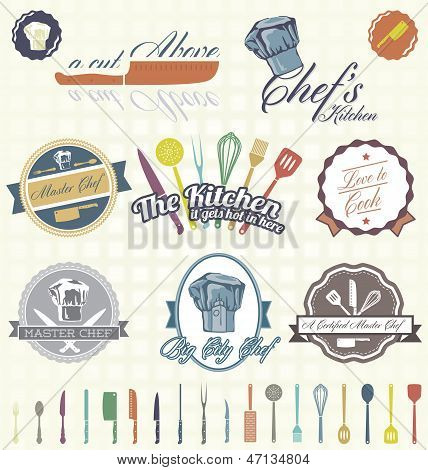 Chef Labels