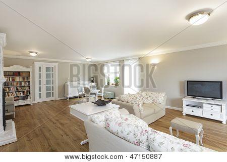 Tuscany - Living Room